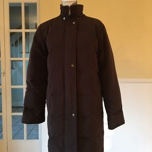 NEW Centigrade Down Feather Filled Long Coat Sz.XS